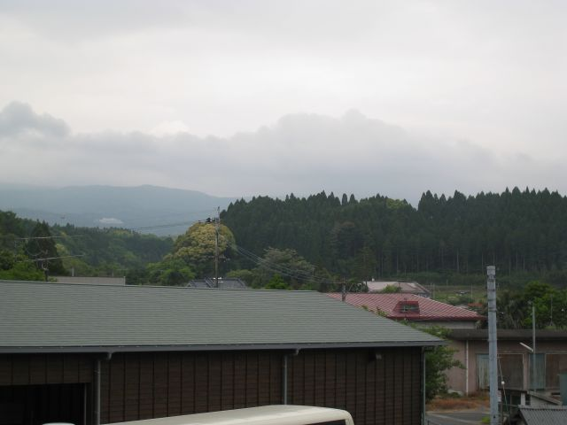 蒸留所周辺の風景